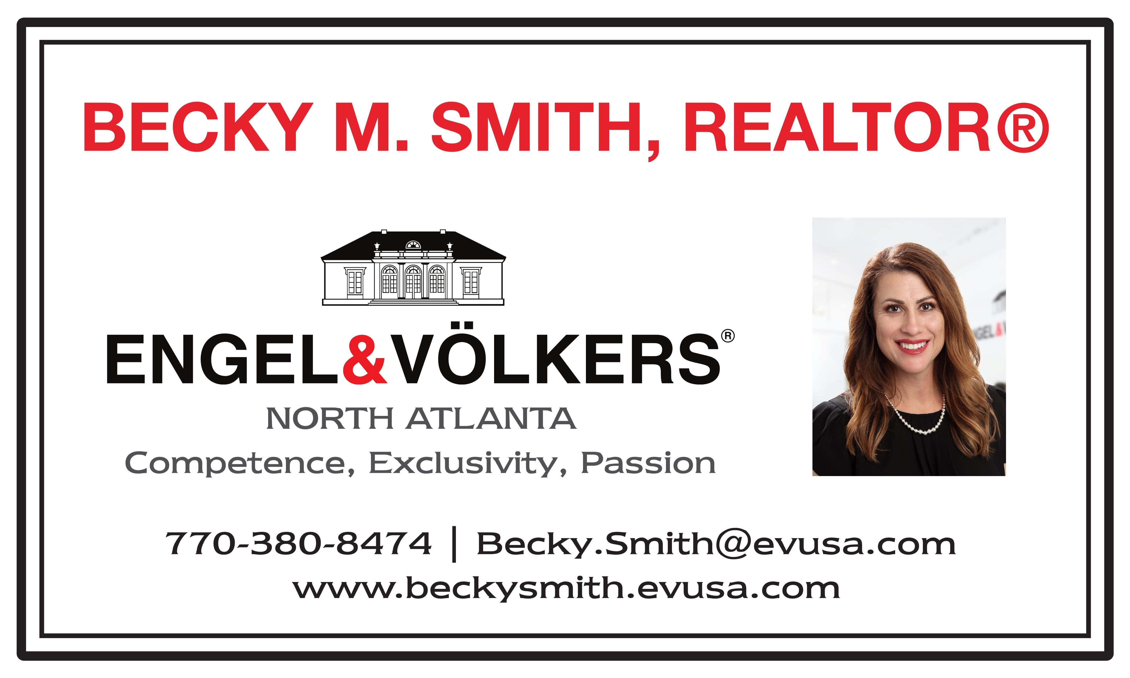 Becky Smith, Realtor