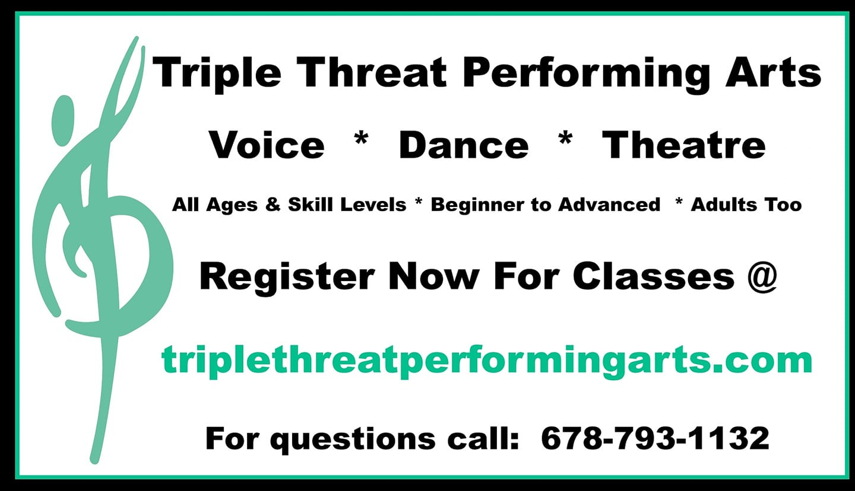 Triple Threat Performing Arts