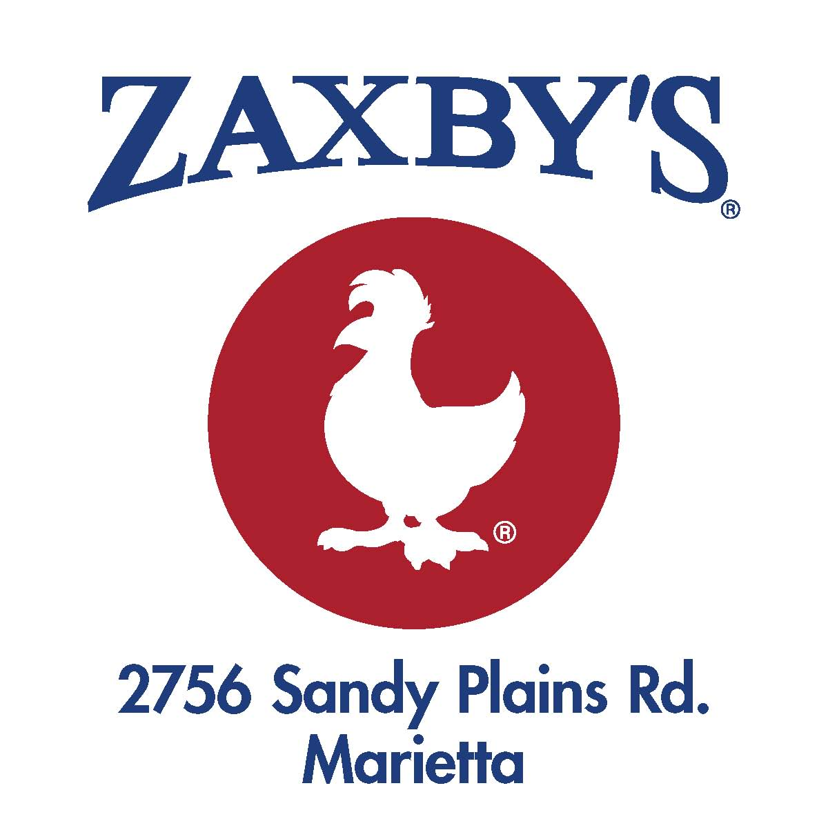 Zaxby's Chicken; Sandy Plains Road
